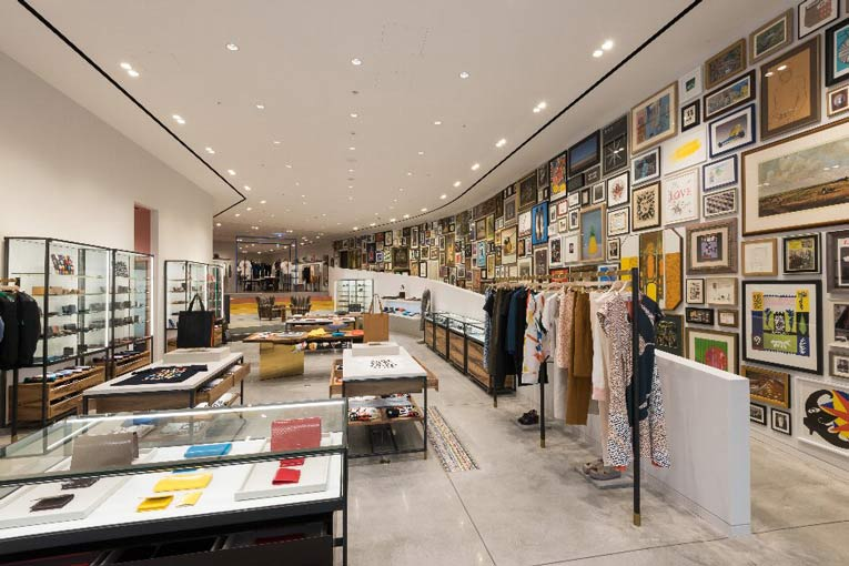 tokyo: paul smith store opening
