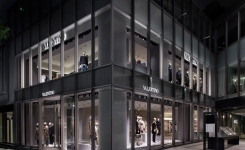 tokyo: valentino flagship store opening