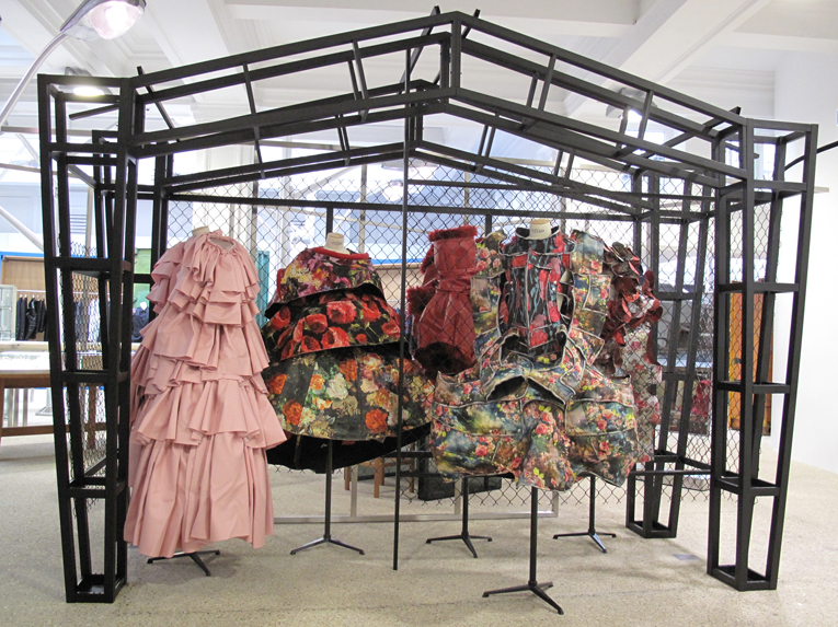 london: dover street market reopening