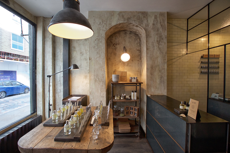 london: le labo store opening