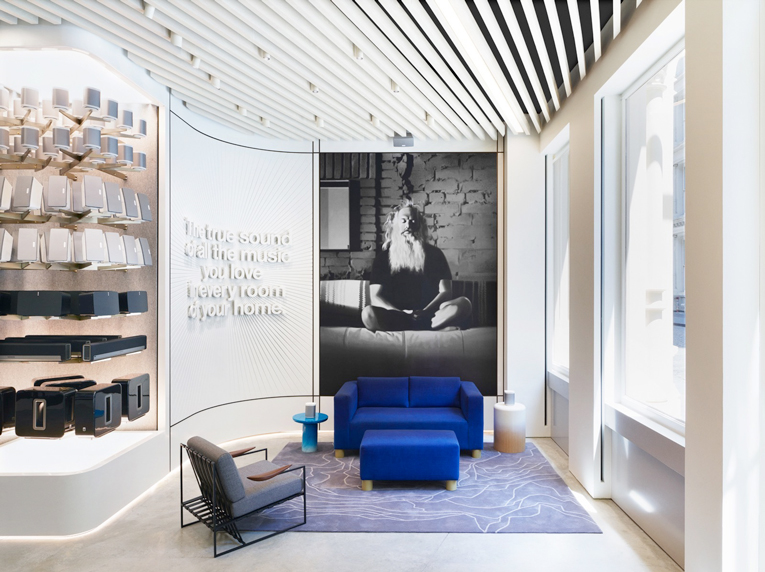 new york: sonos flagship store opening