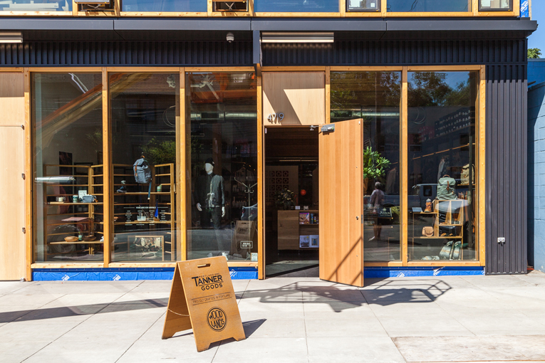 portland: tanner goods store relocation