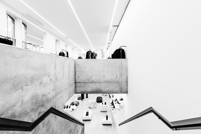 new york: rick owens store relocation