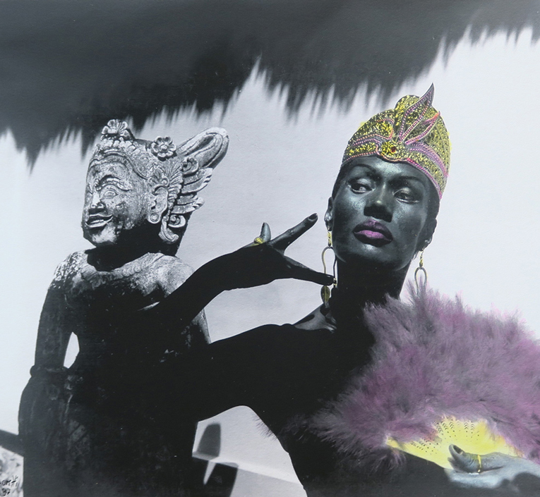 bali: grace jones