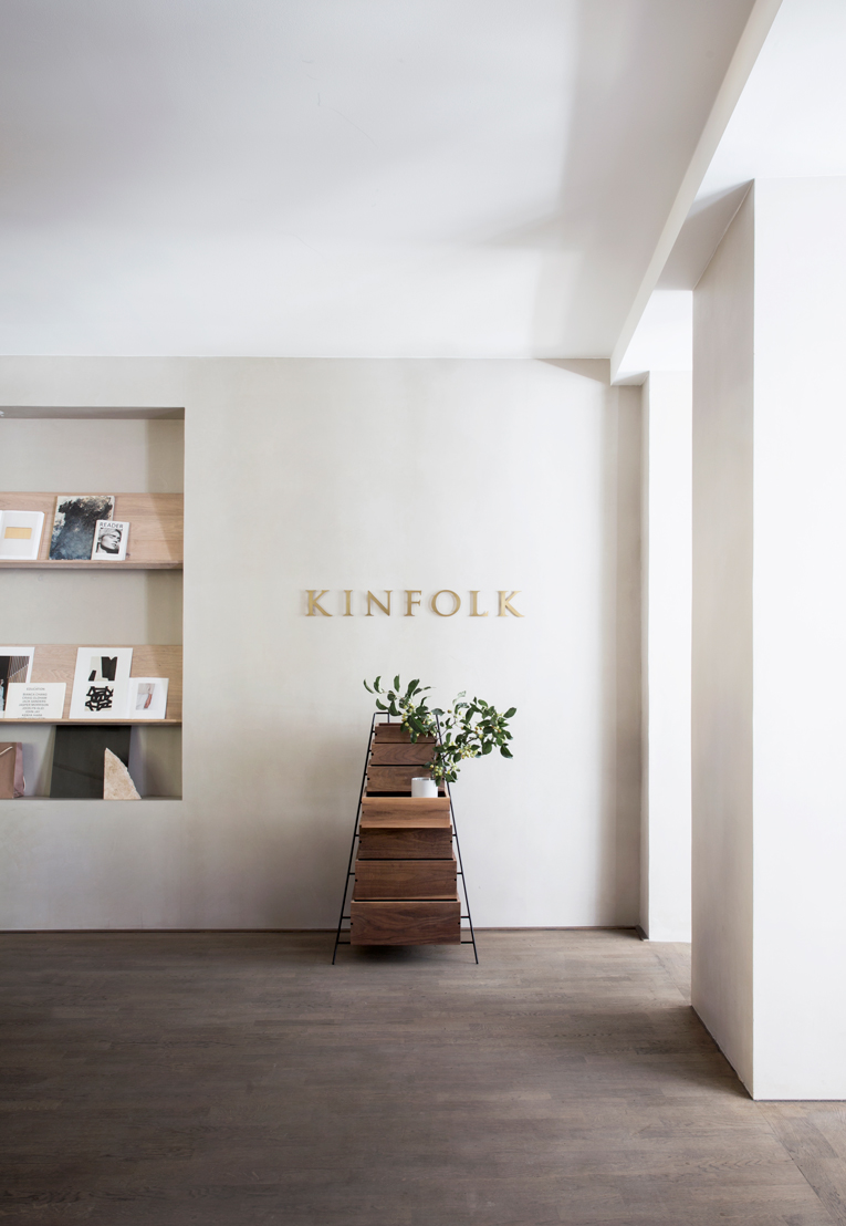 copenhagen: the kinfolk gallery opening