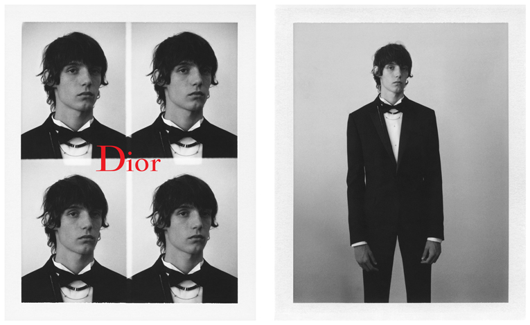 global: dior homme – black carpet