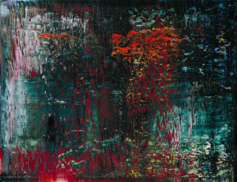 moscow: gerhard richter – abstraction and appearance