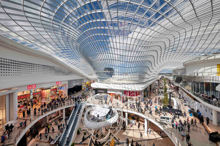 melbourne: chadstone mall renewal