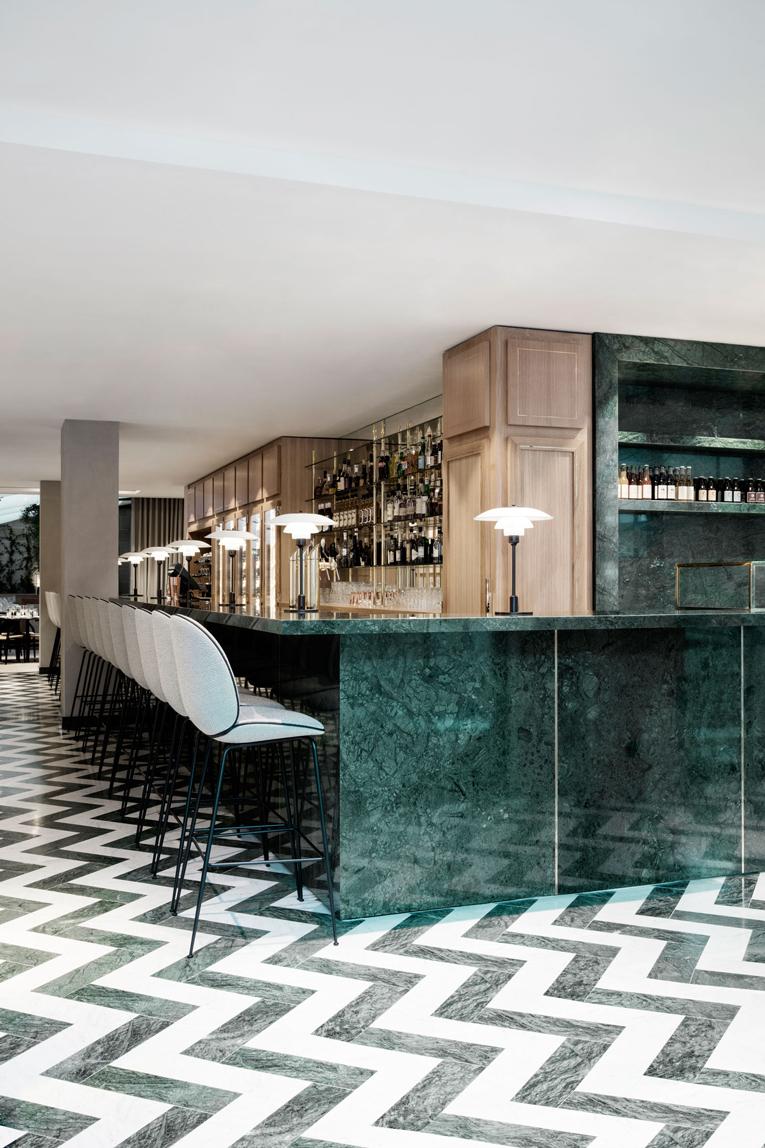 Attrayant 142 Avenue Des Champs Elysees #3: ... All Masterfully Tweaked With A Slight French Twist. Location: Maison Du  Danemark, 142 Avenue Des Champs-élysées [champs-élysées].