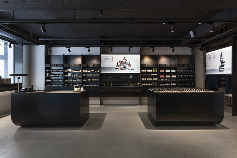 seoul: aesop store opening