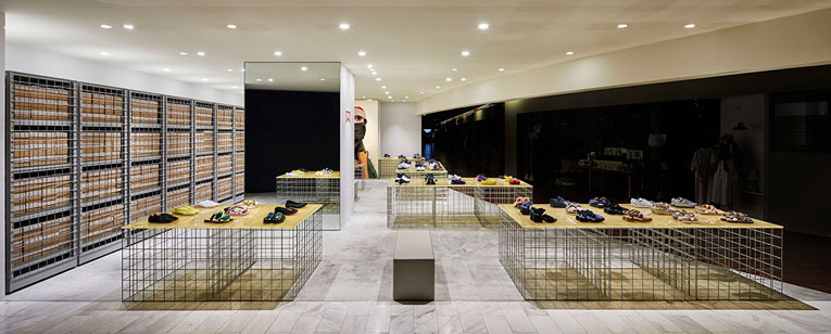 tokyo: camper store opening