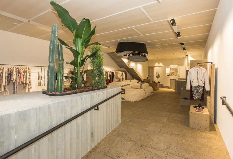 miami: isabel marant store opening
