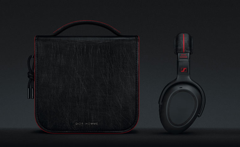 global: dior homme x sennheiser