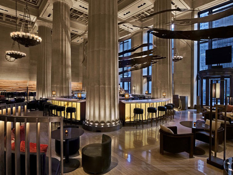 new york: nobu downtown relocation