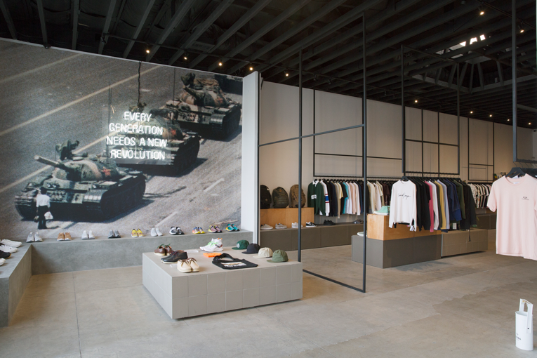 los angeles: commonwealth store opening