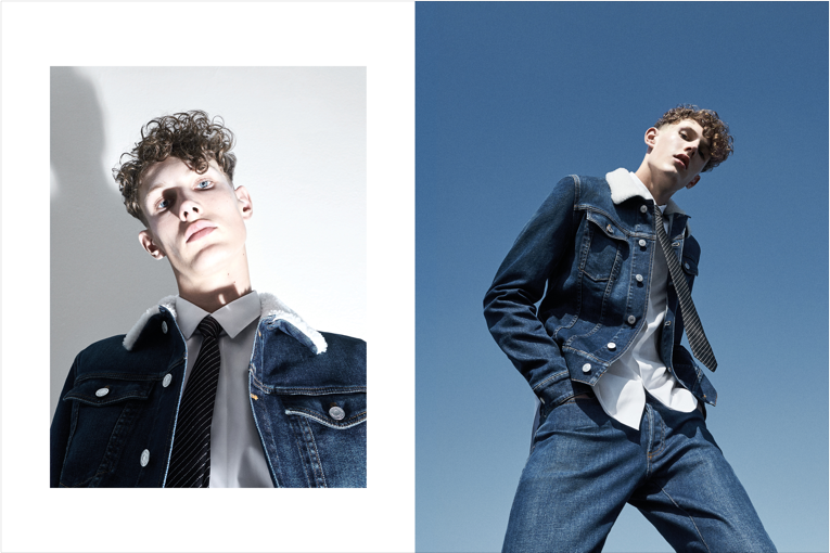global: dior denim collection