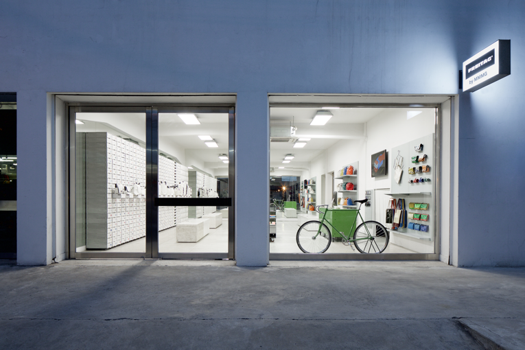 seoul: freitag by mmmg store opening