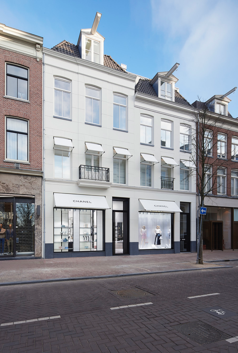 amsterdam: chanel store renewal