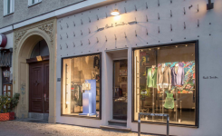 berlin: paul smith store opening