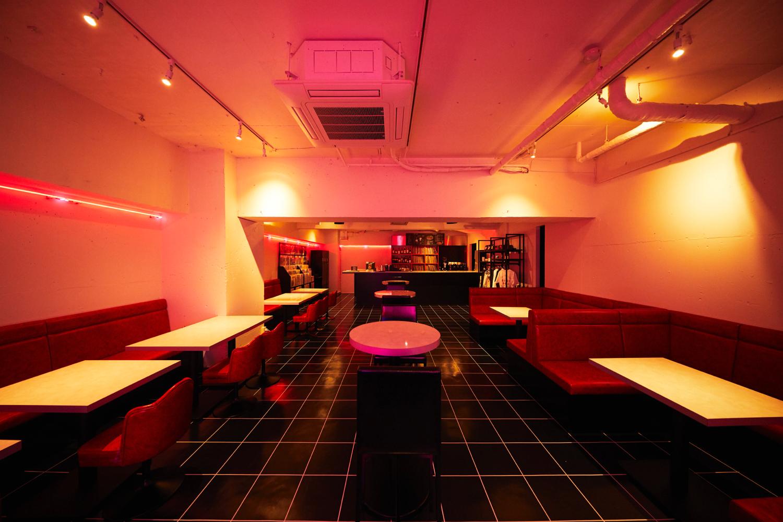 Tokyo Bloody Angle Bar Opening Superfuture