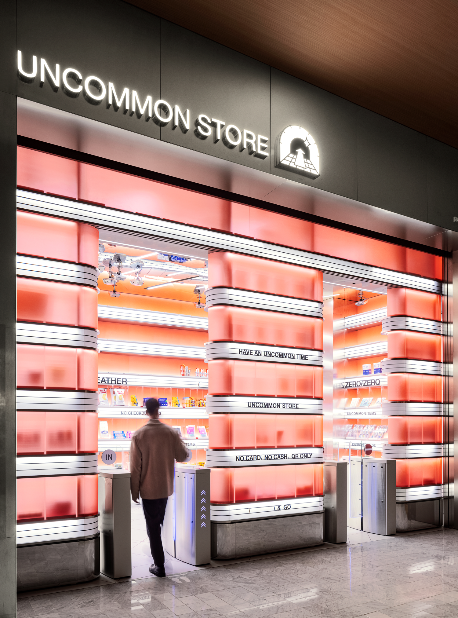 Seoul: Uncommon Store opening
